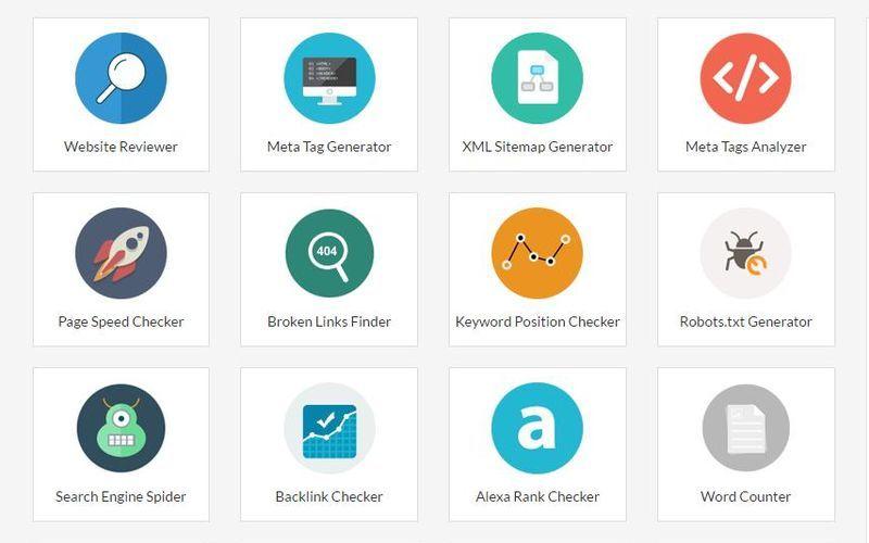 SEOSpike: 47 herramientas web gratuitas para el SEO