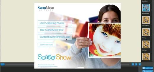 ScatterShow: software para crear animaciones y vídeos con tus fotos