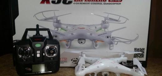 Syma X5C: un dron económico para tus fotos aéreas
