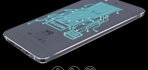 Weimei We Plus: móvil de gama media con grandes prestaciones