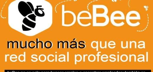 beBee: lo que debes saber sobre esta Red Social (infografía)
