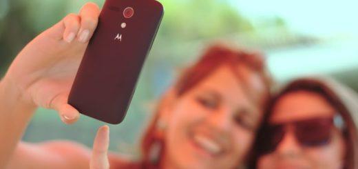 Top 5 apps Android gratuitas para tomar Selfies
