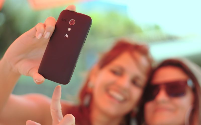 Top 5 apps Android gratuitas para tomar Selfies