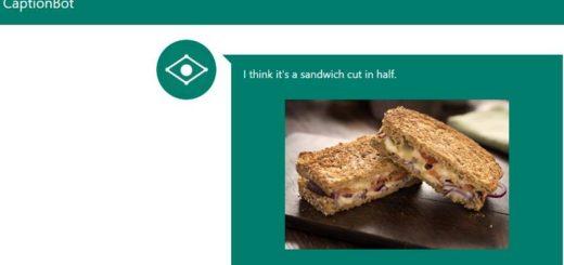 CaptionBot: Inteligencia Artificial de Microsoft que puede reconocer imágenes