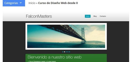 Curso de Diseño web partiendo de cero, gratuito y online
