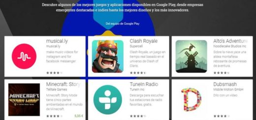 Google Play Awards 2016, ya conocemos las apps nominadas