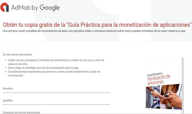 Aprende como ganar dinero creando apps con esta Guía de Google