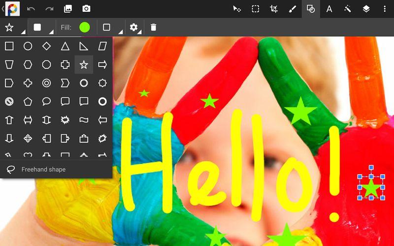 PhotoSuite 4 Free: completo editor de imágenes para Android