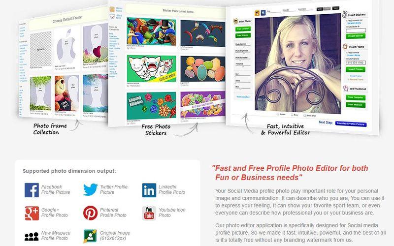 Profile Picture Maker: crea las mejores Imágenes de Perfil para tus Redes Sociales