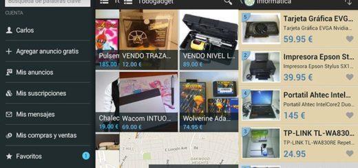 Todogadget: app de compraventa para todo tipo de productos
