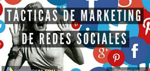 30 Tacticas de Marketing en Redes Sociales