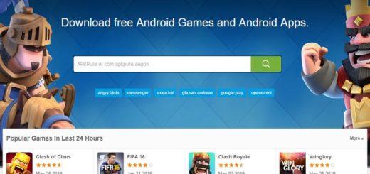 APKPure: descarga el archivo APK de juegos y aplicaciones Android