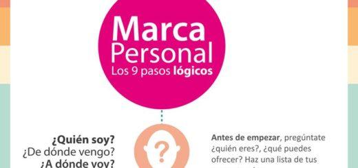 ¿Cómo construir una Marca Personal en 9 pasos?