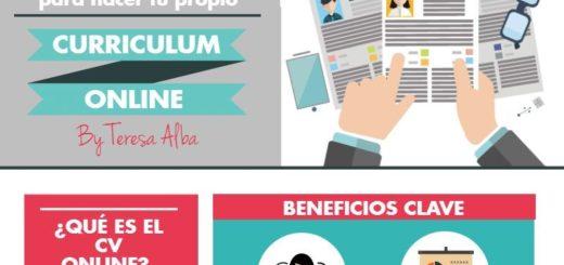 Buenos Consejos y mejores Herramientas para tu CV online