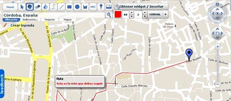 Crear mapas online con estas 10 aplicaciones web gratuitas