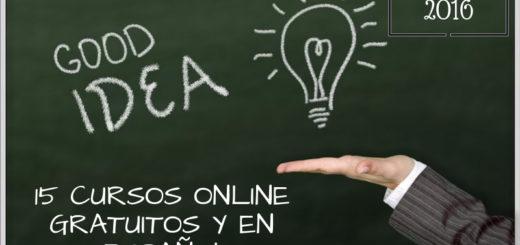 Cursos online gratuitos que inician en junio de 2016