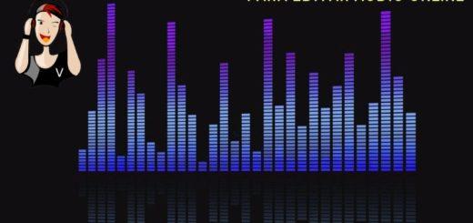 Editar audio online: 3 aplicaciones web gratuitas