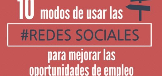 10 maneras de usar las Redes Sociales para conseguir Empleo