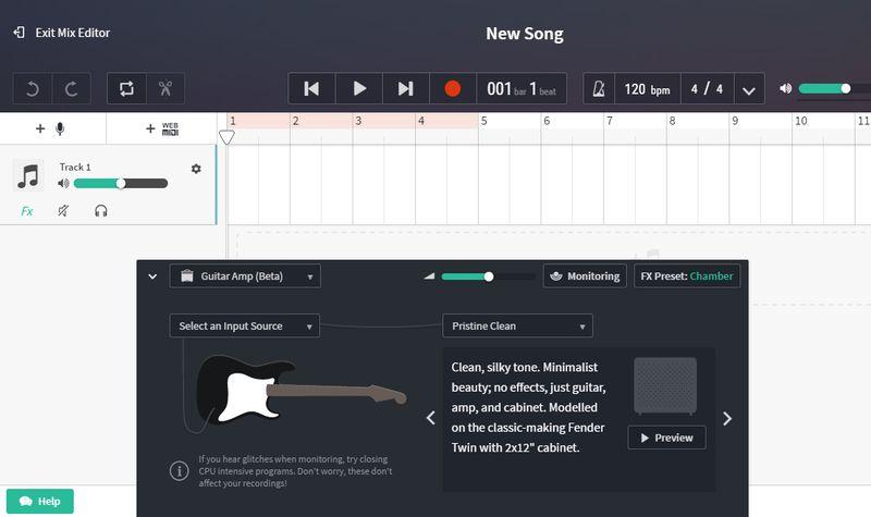 BandLab: plataforma web gratuita para crear música