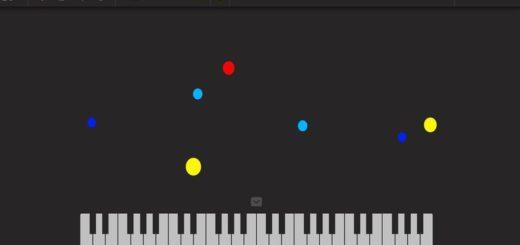 Scribble Audio: aplicación web gratis para crear música dibujando