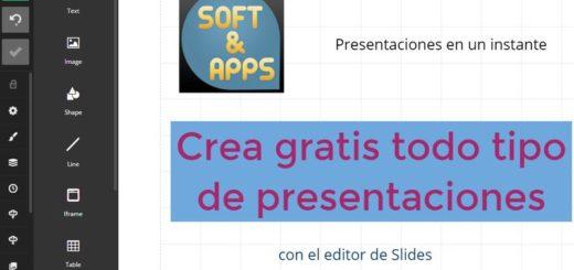Slides: crea online y comparte bonitas presentaciones