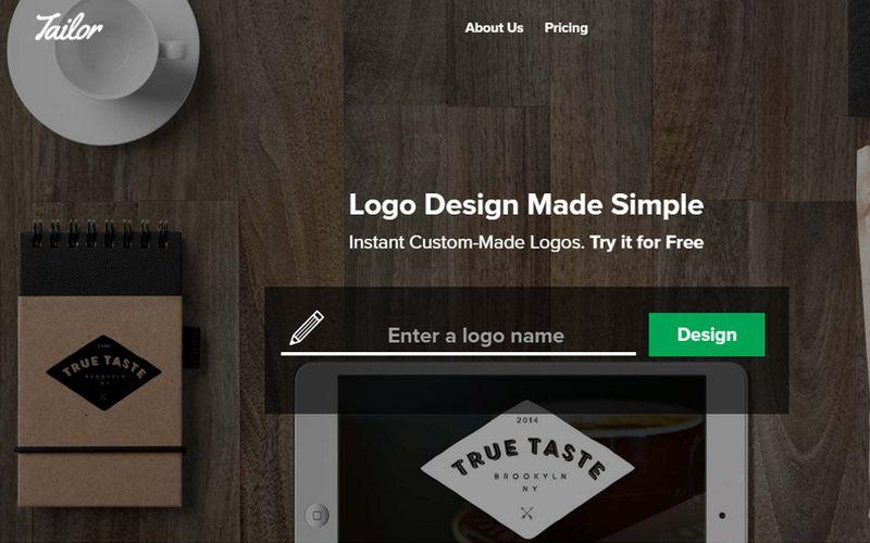 Tailor Brands Tailor Brands: el mejor generador de logotipos online