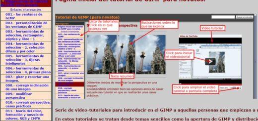 Completo Tutorial de GIMP para novatos