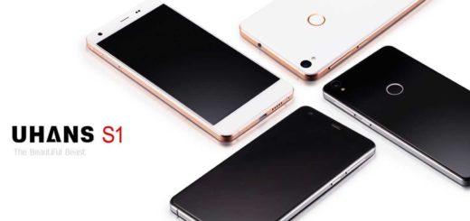 Uhans S1: tal vez tu próximo smartphone, por su precio y características