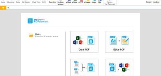 La mejor alternativa a Adobe: Wondershare PDFelement