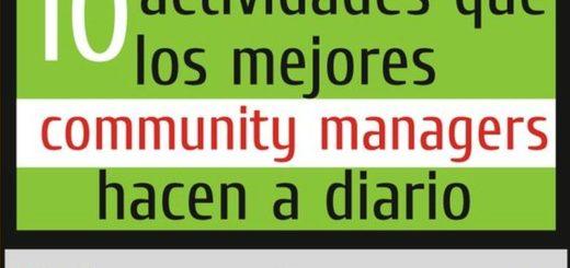 10 actividades cotidianas de los mejores Community Managers