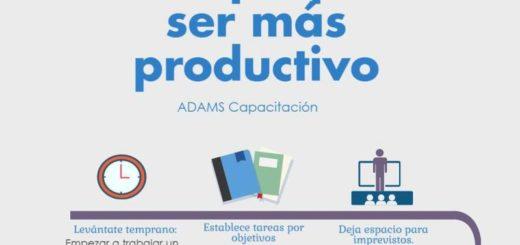 Aumentar Productividad con 9 consejos