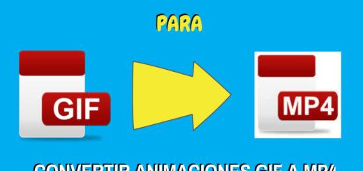 3 utilidades web gratis para convertir GIF a MP4
