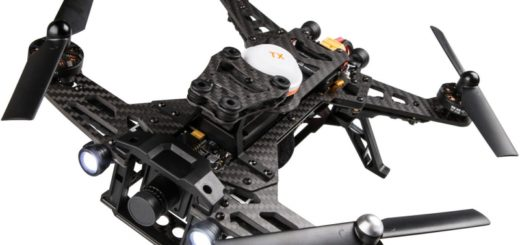 Drones de carreras y tipos de controladoras