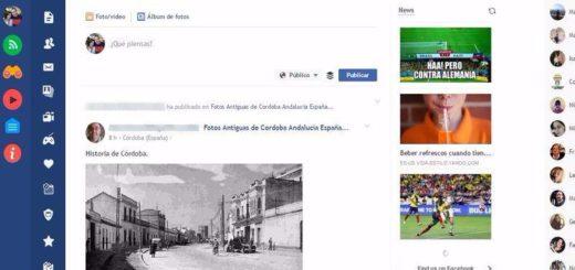 Flatbook: dale a Facebook una apariencia mucho más bonita