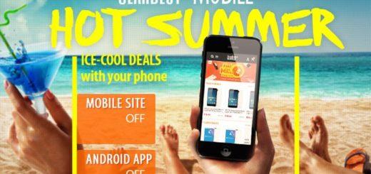 Llegan las gangas del verano en smartphones, tablets y tecnología