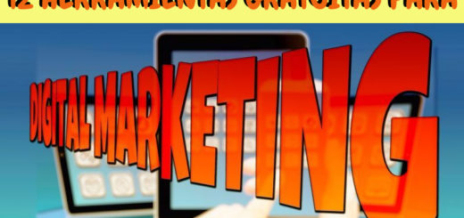 12 herramientas gratis para hacer Marketing Digital