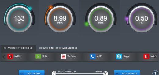 Internet Speed Test: test de velocidad con informe detallado