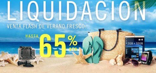 Refrescantes ofertas de verano en Igogo: smartphones, smartwatches, cámaras...