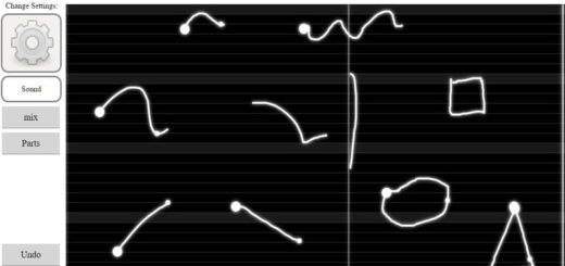 Sketch a Tune: genial página web para crear melodías dibujando