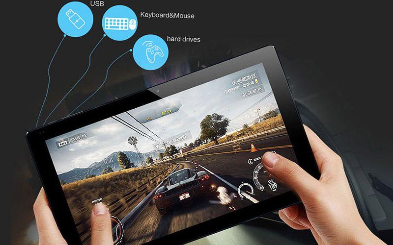 3 impresionantes tablets CUBE iWork en promoción