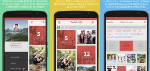 Tagloo: álbum de fotos inteligente para Android e iOS