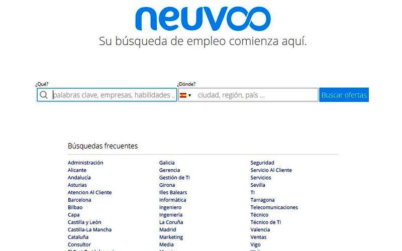 Buscador de Empleo Neuvoo Neuvoo: buscador de empleo en 64 países distintos
