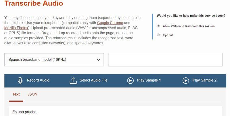 Convertir voz en texto Speech to Text Convertir voz en texto, las 8 mejores aplicaciones web