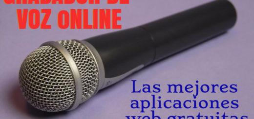 Grabador de voz online: 5 mejores aplicaciones web gratuitas
