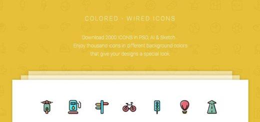 Thousands Icons - mas de 2000 iconos gratuitos