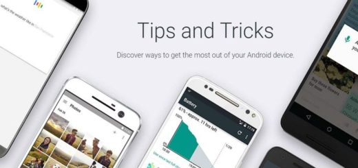 Trucos para Android en la nueva página Tips and Tricks