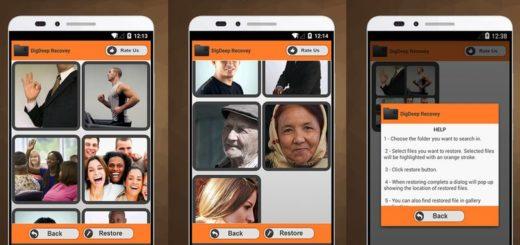 Recuperar fotos borradas en Android con esta app gratuita