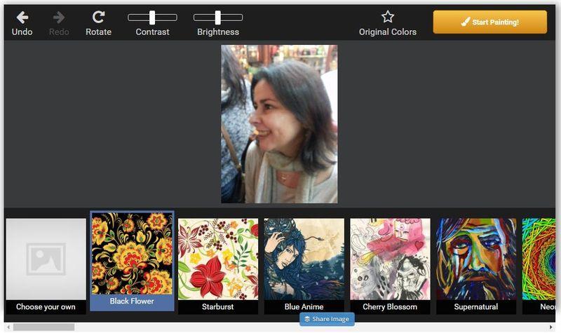 Convertir Fotos en Arte Dreamscope Convierte tus Fotos en Arte con estas dos aplicaciones web