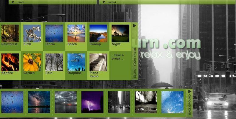 5 buenas páginas para generar y escuchar sonidos ambientales