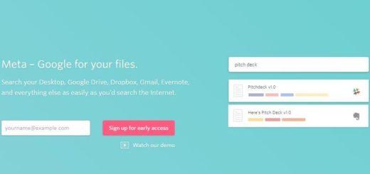 Meta Search: busca cualquier cosa en Dropbox, Gmail, Evernote y más